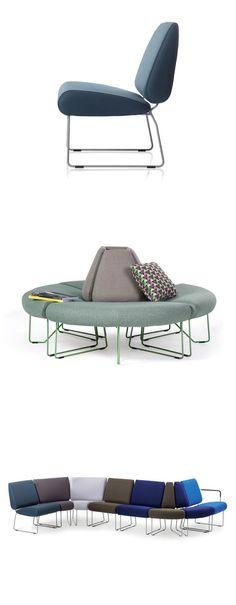Alexander Lervik Friends Modular Sofa
