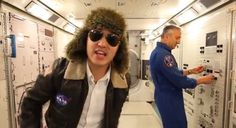 "Here is a fun video to get kids excited about science and math....  ""NASA Johnson Style"" (""Gangnam Style"" Parody)"