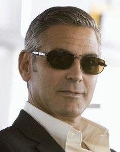 39c94065d53 George Clooney wearing Persol 2157 in the movie Ocean s Thirteen Celebrity  Sunglasses