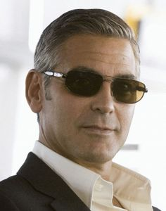 George Clooney wearing Persol 2157 in the movie Ocean's Thirteen