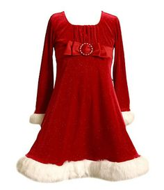Looking for Bonnie Jean Big Girls' Faux Fur Trim Glitter Stretch Velvet Empire Waist Dress ? Check out our picks for the Bonnie Jean Big Girls' Faux Fur Trim Glitter Stretch Velvet Empire Waist Dress from the popular stores - all in one. Baby Girl Christmas Dresses, Red Christmas Dress, Baby Girl Dresses, Holiday Dresses, Baby Dress, Girl Outfits, Santa Christmas, Girl Tutu, Toddler Christmas