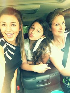 Sadie, Bella and Korie <3