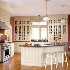 COUNTERTOP TOP COLOR KITCHEN CABINETS