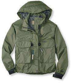 Women's PacLite Stowaway Wading Jacket with Gore-Tex: Fishing | Free Shipping at L.L.Bean