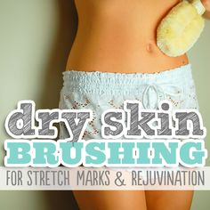 Oils For Skin Irritations: 3 Steps To Calm Skin Dry Skin Brushing for Stretch Marks & Rejuvenation Dry Brushing Skin, Mac, Essential Oils For Skin, Normal Skin, How To Pose, Combination Skin, Stretch Marks, Pimples, Retro