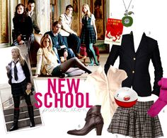 Preppy--My fave style! I still dress like I am on a college campus most of the time!