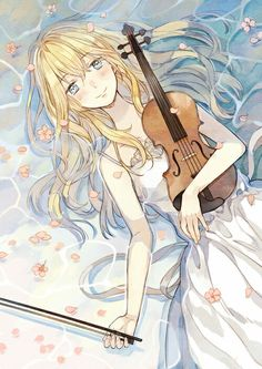 Your lie in April♬ Manga Art, Manga Anime, Art Anime, Anime Artwork, Top Manga, Rude People, Anime People, Blossom Trees, Cherry Blossom