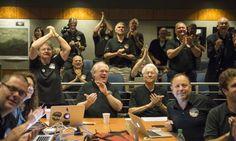 Sonda atinge ponto mais próximo de Plutão - Jornal Globo EQUIPE DA NASA