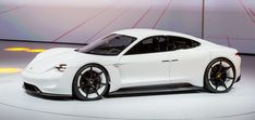 Porsche Mission E | Electrek