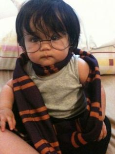 they should have cast a baby to play harry potter. i would have paid lots of money to watch that.