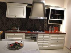Cucina in ciliegio, mod. Avana/Columbia, Comprex su www ...