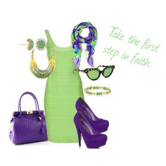 """step it up..."" by tianacos on Polyvore"