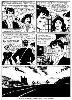 Pagina 32 - L'alba dei morti viventi - lo speciale #Halloween de #iSarcastici4. #LuccaCG15 #DylanDog #fumetti #comics #bonelli