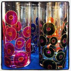 Bicchieri  Atelier Laura Claus Via Marco d'Oggiono 1, Milano Italy