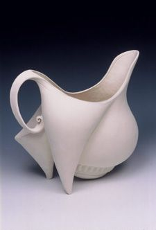 Carol Wedemeyer ceramic pitcher - 002