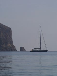 First boat out of Javea habour,one July morning!