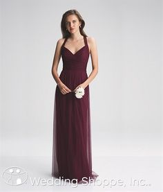 Bill Levkoff Bridesmaid Dress 7012