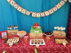 Farm/Barnyard Birthday Party Ideas | Photo 8 of 33 | Catch My Party