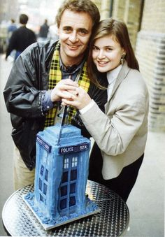 Sophie and Sylvester, oh i miss classic who!