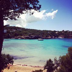 Portinaxt, Ibiza. Just beautiful