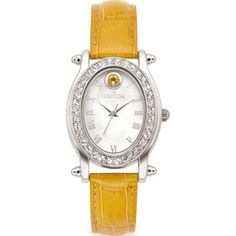 Croton Women's Watch CN207537YLMP Stainless Steel November Birthstone