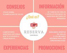 Que es Reserva Confirmada? Atrévete a descubrirlo en www.reservaconfirmada.net