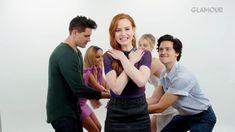 Riverdale Memes, Riverdale Cast, Madelaine Petsch, Lili Reinhart, Marisol Nichols, Betty & Veronica, Mark Consuelos, Madchen Amick, Camilla Mendes