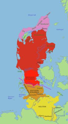 """The Schleswig-Holstein Question was a complex of diplomatic and other issues arising in the 19th century from the relations of two duchies, Schleswig and Holstein, to the Danish crown and to the German Confederation. The British statesman Lord Palmerston is reported to have said: """"Only three people...have ever really understood the Schleswig-Holstein business—the Prince Consort, who is dead—a German professor, who has gone mad—and I, who have forgotten all about it."""""""