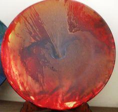 "Ceramica ""vulcano""  cm. 40 anno 2008"