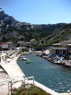 Callelongue- Marseille, France