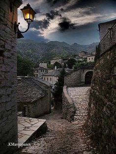 Syrrako Loanninon, Greece