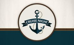 Cruise Night - decorate with palms, beach balls, lounge chairs...have tropical music, shuffle board contests, a captains table, fruity mocktails with umbrellas and pineapple wedges!