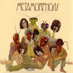 """The Rolling Stones """"Metamorphosis"""" 1975"""