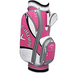 Callaway Lady 2014 Solaire Cart Bag Pink Solaire JOS0347_02