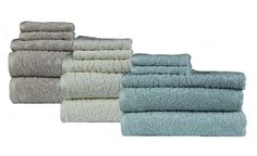Rosemaire Windsor Towel Range by House of Sheffield #Bath_Towel #Bath_Sheet #House_of_Sheffiled