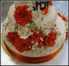 La mia prima Wedding Cake | MUM CAKE FRELIS