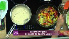 Você Bonita - Receita do Dia - Lasanha de Banana Verde (03/09/14)