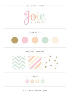 Holly Meyer Design #logo #logodesign #brandidentity #branding #brandstyleguide #logoboard #brandboard Cake Branding, Kids Branding, Branding Design, Colorful Branding, Web Design, Watercolor Branding, Restaurant Logo, Cake Logo Design, Brand Style Guide