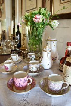 Tea party inspiration by alejandra