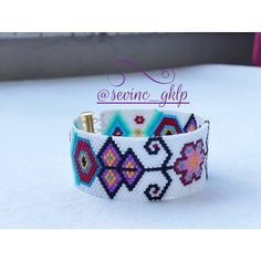 Beadwork, Beading, Bracelet Set, Friendship Bracelets, Beaded Bracelets, Patterns, Jewelry, Instagram, Schmuck