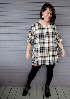 I've been mad for plaid since moving to Vermont... no signs of stopping in the new year!