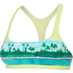 Oakley Women's Ocean Minded Sport Swim Bra Top - SportsAuthority.com