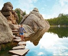 Along with epic scenery and plenty of family activities, Custer State Park in the Black Hills offers a resort setup with four places to stay.