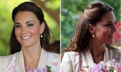 10 penteados da Kate Middleton para se inspirar - Cabelos - MdeMulher - Ed. Abril