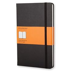 Moleskine Classic Notebook Large Ruled Black Hard Cover (5 x 8.25) (Classic Notebooks) http://ift.tt/2jWivqp