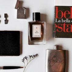 Mr. Vetiver - The traveller #nicheperfume #olfactivenomadism #perfume #travel