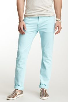 beautiful color -Nick Slim Jean  by DL1961 on @HauteLook