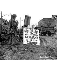 Wwii In Pictures Canada