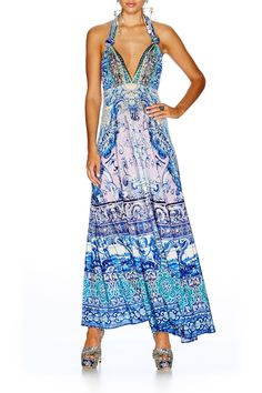 TEMPTRESS OF THE DEEP MULTI WEAR DRESS - Dresses - Shop | CAMILLA
