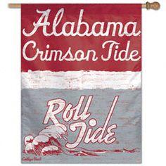 Alabama vintage flag
